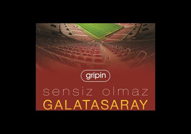 Gripin'den Galatasaray'a Marş