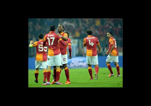 Galatasaray-Orduspor Canlı Anlatım