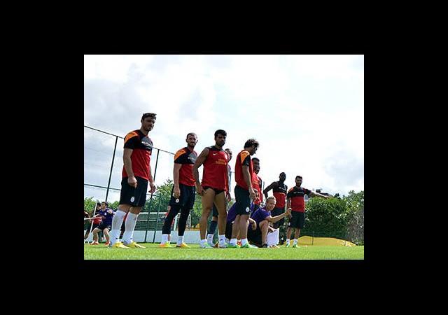 Galatasaray İngiltere'ye Gidiyor