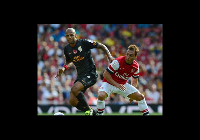 Emirates Cup Galatasaray'ın