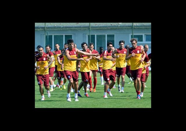 Aslanlar Süper Kupa'ya Hazır