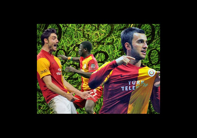 Galatasaray'da Derbinin Rakamları