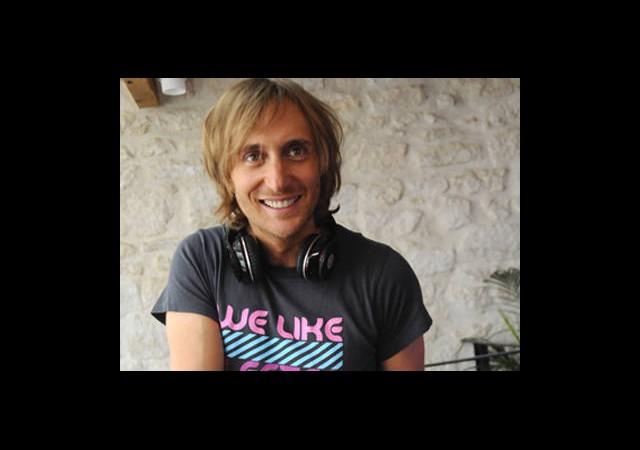 David Guetta 'Pilav Üstü Döner' İstedi!