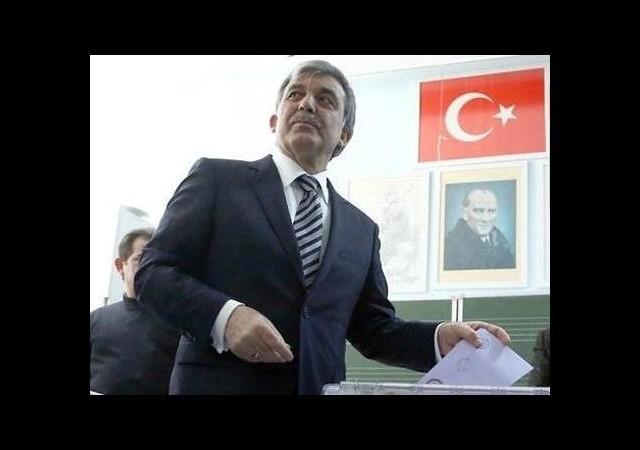 Cumhurbaşkanı olarak son kez...