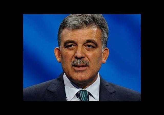Cumhurbaşkanı Gül: 'Bana haksızlık yaptılar'