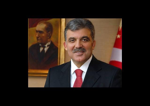 Cumhurbaşkanı Gül'den Gezi Parkı Açıklaması