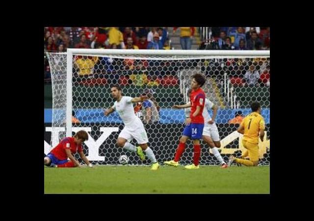Cezayir bir ilke imza attı (Güney Kore Cezayir maçının özeti)