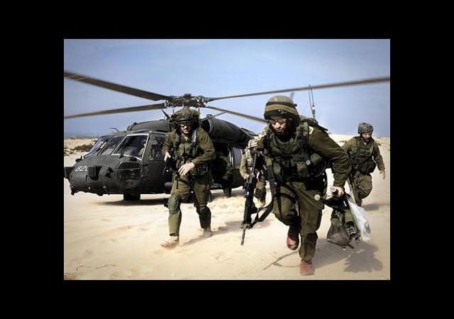 İsrail askerine ağır darbe