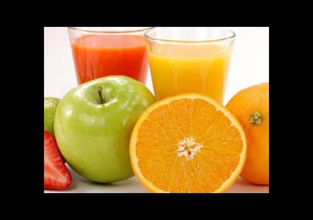 Meyve suyuna yasak geliyor