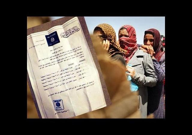 IŞİD 9 yaşındaki kızları...