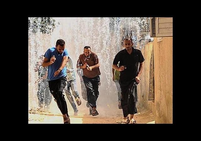 İsrail askerlerinden AA ekibine saldırı