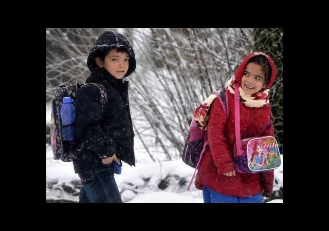 10 şehirde okullar tatil oldu