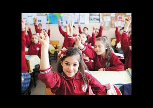 Özel okula devlet desteği