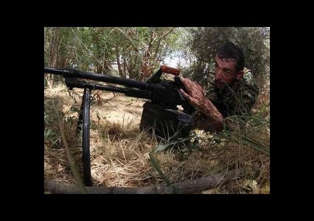 IŞİD Mahmur'a saldırdı