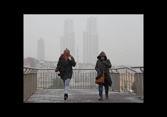 İstanbul'da kar neden tutmuyor?