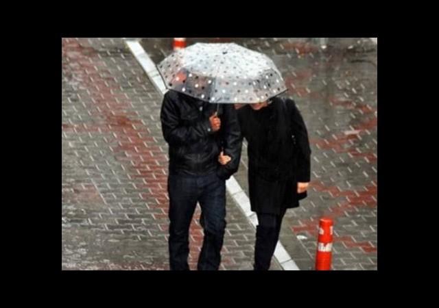 Meteoroloji'den 11 ile yağış uyarısı