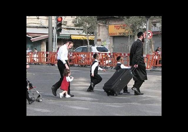 Yahudiler rekor kırdı!