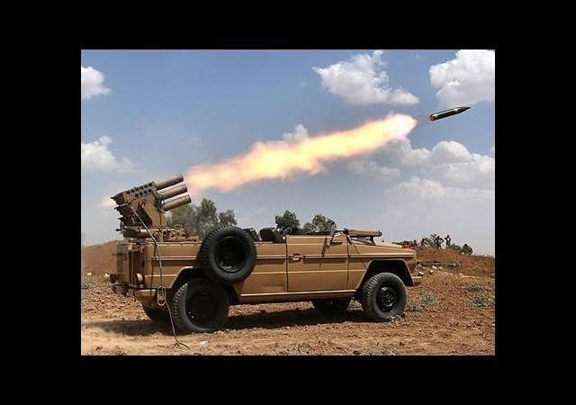 Peşmerge ile IŞİD çatıştı