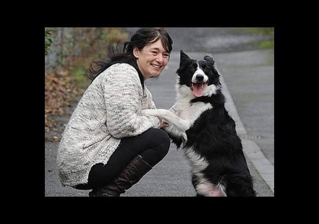 Kanser teşhisini köpeği koydu!