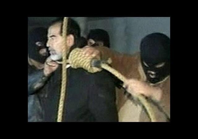 Saddam'ı asan hakimden intikam