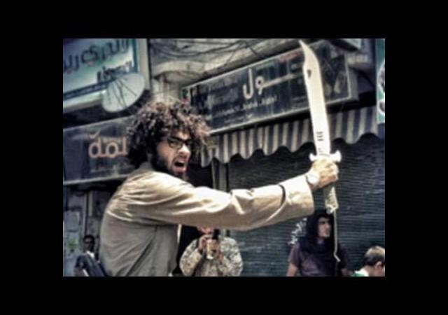 Sosyal medyayı sallayan IŞİD militanı