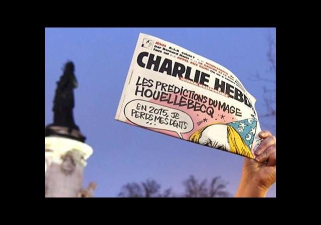 Charlie Hebdo geri adım atmıyor