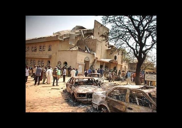 Binlerce kişi Boko Haram'dan kaçtı