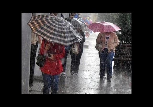 Meteroloji'den kuvvetli yağış uyarısı