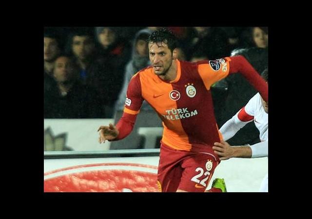 Galatasaray'da sıra Hakan Balta'ya geldi