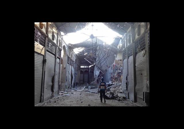 Halep Ağır Ateş Altında