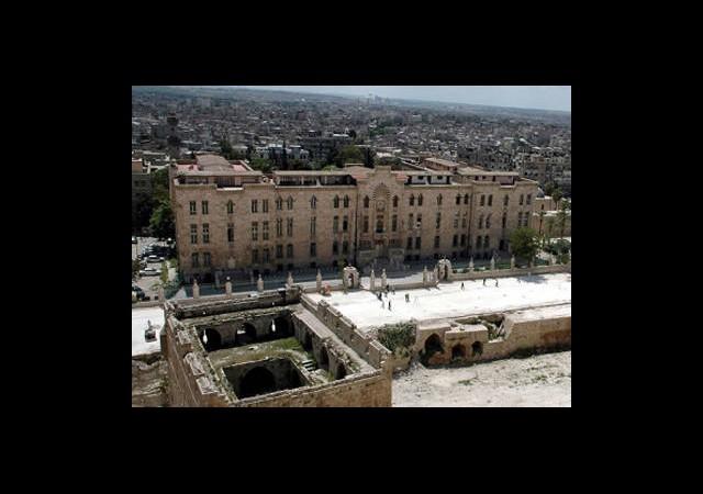 Küllerinden Doğan Şehir: Halep