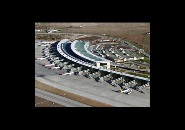 3'üncü Havalimanına Alman Devi Talip