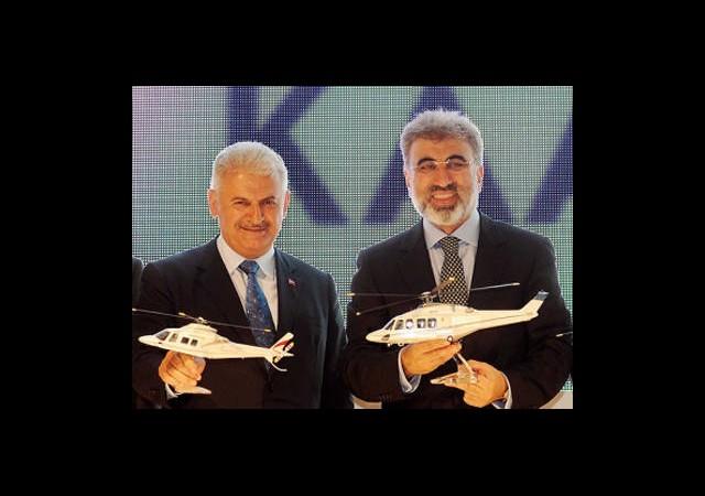 Türkiye'nin En Büyük Helikopter Havaalanı Açıldı