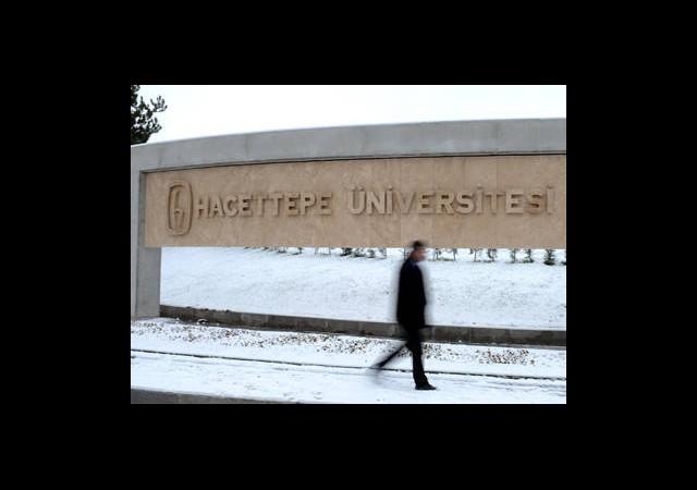 Hacettepe Ünversitesi'nde Yolsuzluk