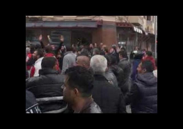 HDP ilçe binası açılışında gerginlik