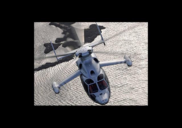 Dünya'nın En Hızlı Helikopteri