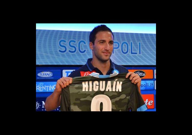 Gonzalo Higuain Hedeflerini Açıkladı