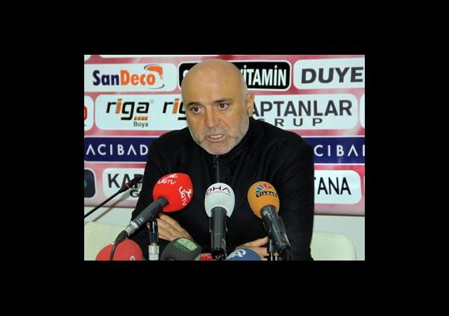 Karaman: 'İmkan Olsa 3-0 Kazanırdık'