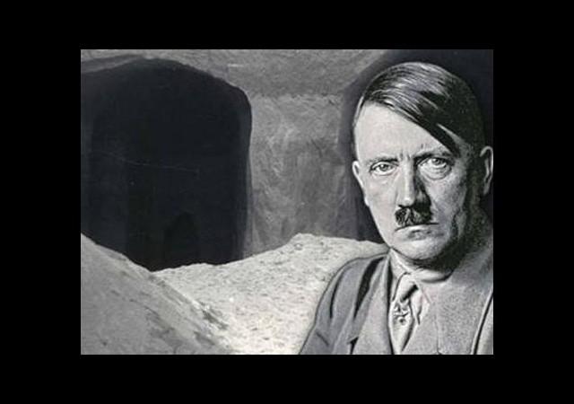 Hitler'in gizemli tüneli