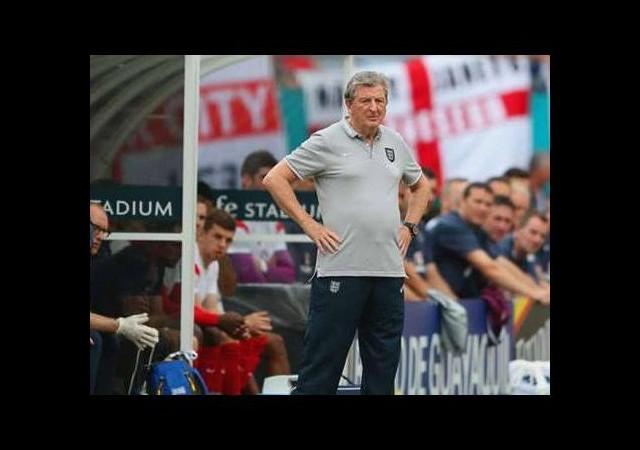 İngiltere Hodgson'dan vazgeçmiyor