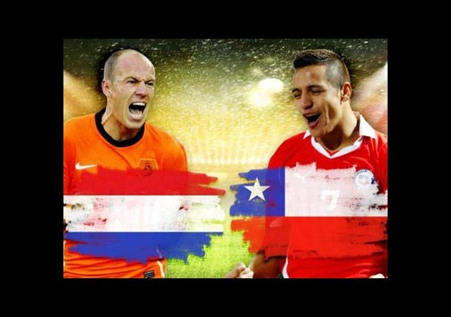 Hollanda ve Şili liderlik için mücadele edecek