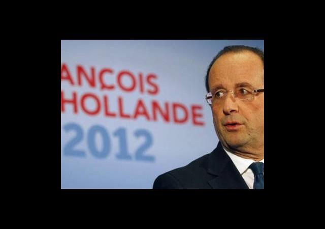 Avrupa Borsalarında Hollande Paniği