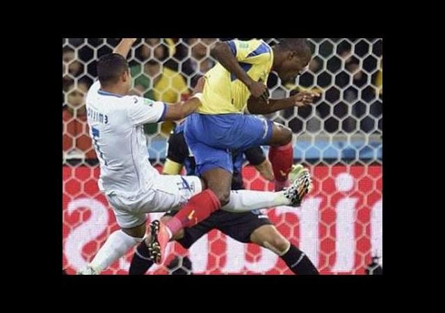 Honduras - Ekvador maçının özeti ve golleri