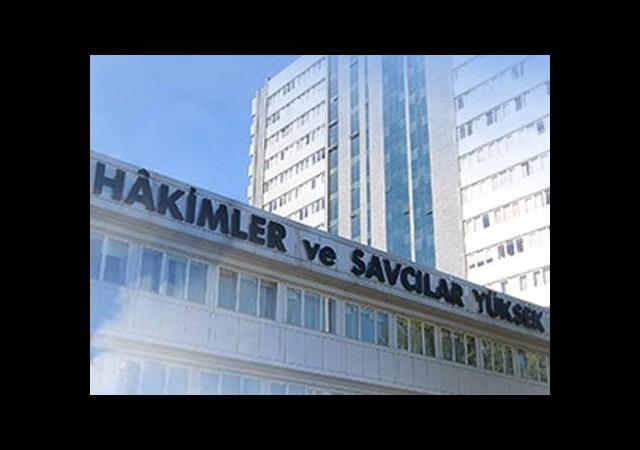 HSYK'da tepki istifası!