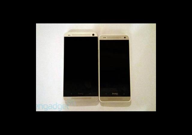 HTC One Mini Görüntülendi!