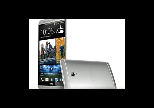 HTC One Max'in Görüntüsü Ortaya Çıktı