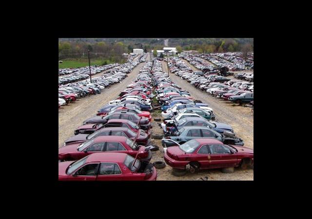 Araç Sahipleri Dikkat! Yüz Binlerce Araç Hurdaya Ayrılacak!