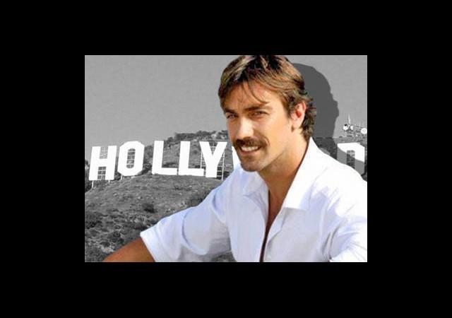 İbrahim Çelikkol Hollywood'da