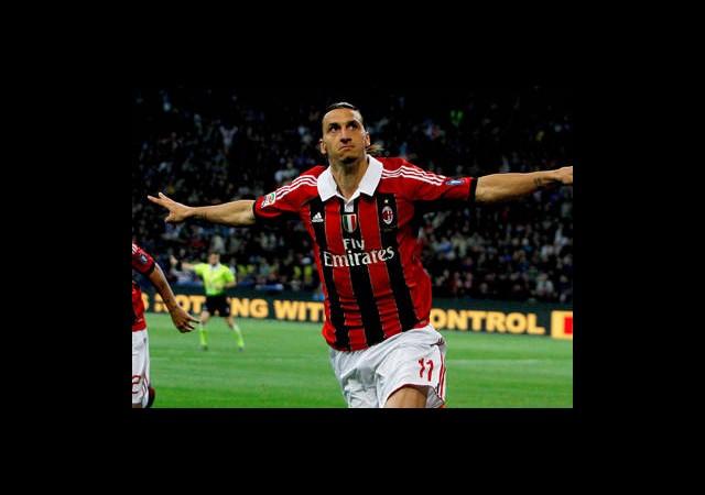 Ibrahimovic De PSG Yolunda