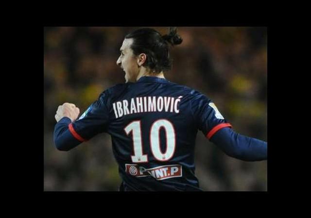 Ibrahimovic'in hedefleri büyük